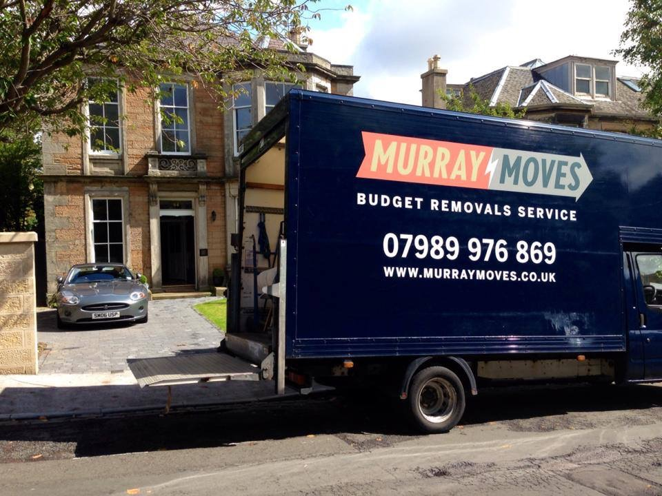 Small removals Edinburgh - Murray Moves Murray Moves